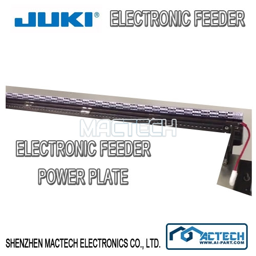 JUKI ELECTRONIC FEEDER POWER PLATE