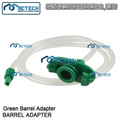 Barrel Adapter, Green