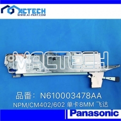 N610003478AA, NPM/CM402/602 8MM Feeder Single