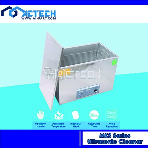 New Product: MKS Series Ultrasonic Cleaner