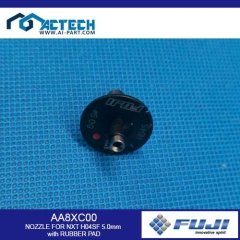 AA8XC00 NOZZLE FOR NXT H04SF 5.0mm with RUBBER PAD