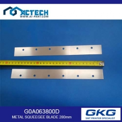 G0A063800D METAL SQUEEGEE BLADE 280mm