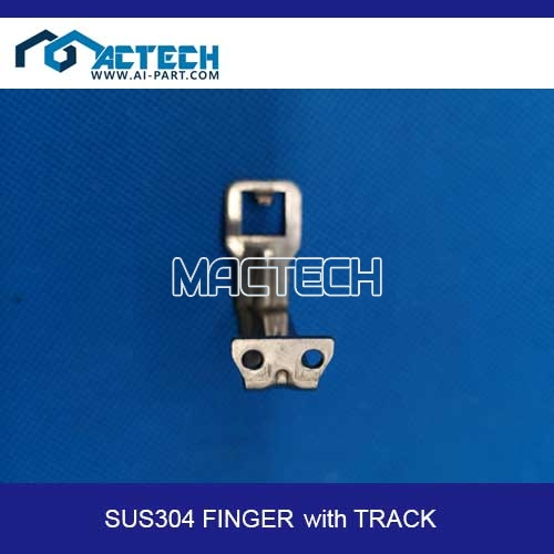 SUS304 FINGER with TRACK