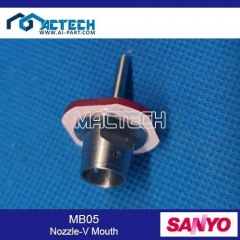 MB05 Nozzle-V Mouth