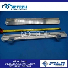 GPX-13-inch SQUEEGEE ASSY. FOR FUJI GPX SIZE:14 INCH (355.6 MM)