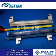 GPX-12-inch SQUEEGEE ASSY. FOR FUJI GPX SIZE:12 INCH (304.8 MM)