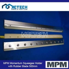 MPM Momentum Squeegee Holder with Rubber Blade 500 mm