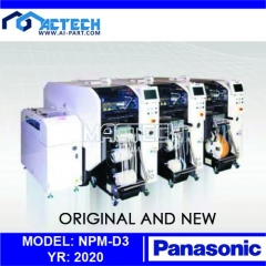 Original and New Panasonic NPM-D3 Electronics Assembly Chip Mounter Machine